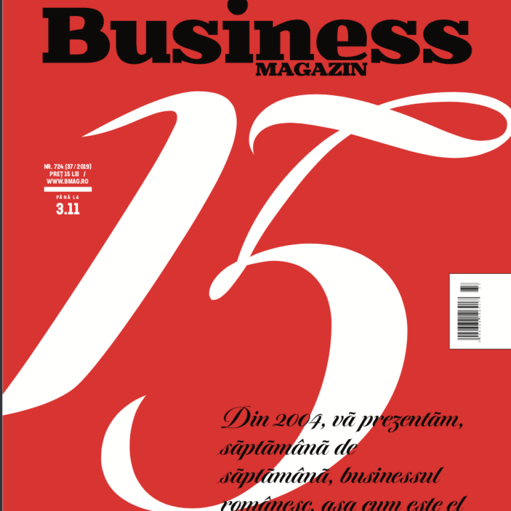 MOTA in Business Magazine full cover